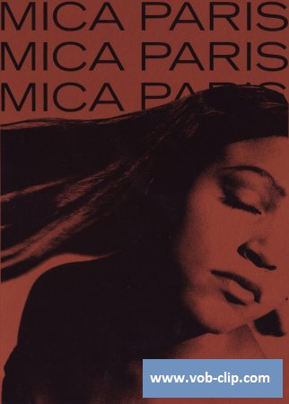 Mica Paris - The Video Collection (2018) (DVD5)