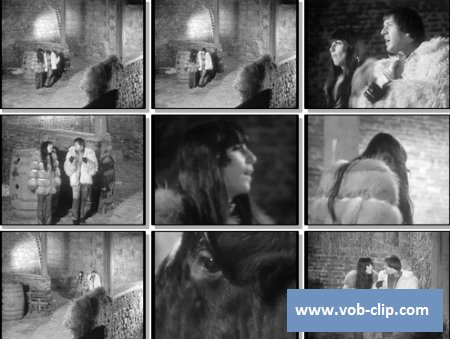 Sonny & Cher -  The Beat Goes On (Promo Clip) (1967) (VOB)