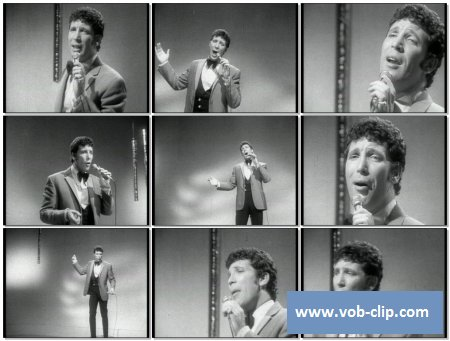 Tom Jones - Delilah (Schlagerbummel 09-03-1968) (1968) (VOB)