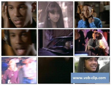 Tevin Campbell - Goodbye (1991) (VOB)
