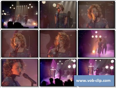Kylie Minogue - Finer Feelings (Top Of The Pops) (1992) (VOB)