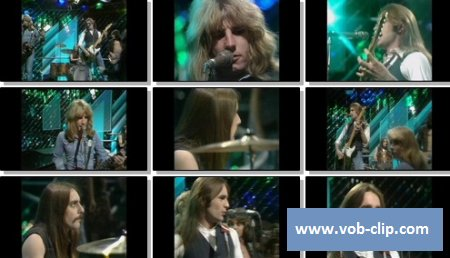 Status Quo - Caroline (From Top Of The Pops) (1973) (VOB)