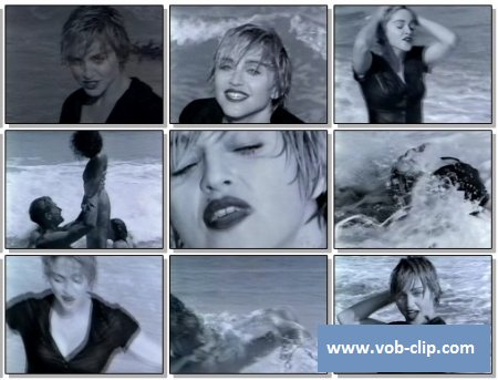 Madonna - Cherish (Telegenics Version) (1989) (VOB)