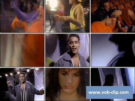George Lamond - Where Does That Leave Love (Remix) (1992) (VOB)