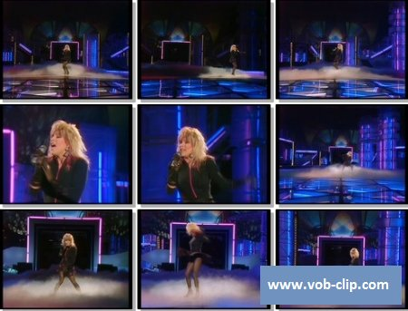 Samantha Fox - Nothing's Gonna Stop Me Now (From Ein Kessel Buntes, DDR TV) (1988) (VOB)