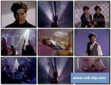 Michael Damian - Rock On (Official) (1989) (VOB)