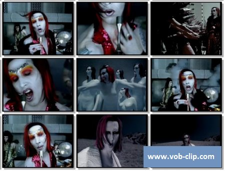 Marilyn Manson - The Dope Show (MixMash Version) (1998) (VOB)