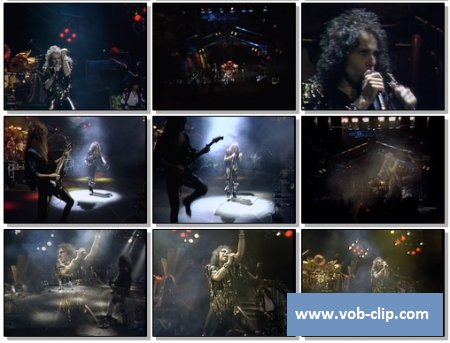 Dio - Stand Up And Shout (1983) (VOB)