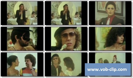 Bob Welch - Ebony Eyes (1983) (VOB)