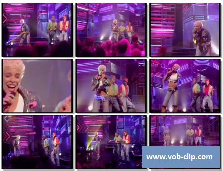 Yaz & The Plastic Population - The Only Way Is Up (From Top Of The Pops) (1988) (VOB)