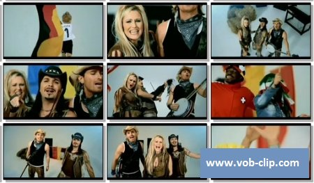 Rednex - Football Is Our Religion (2008) (VOB)