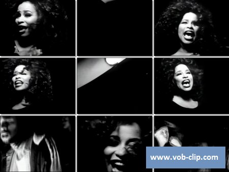 Chaka Khan - Love You All My Lifetime (Remix) (1992) (VOB)