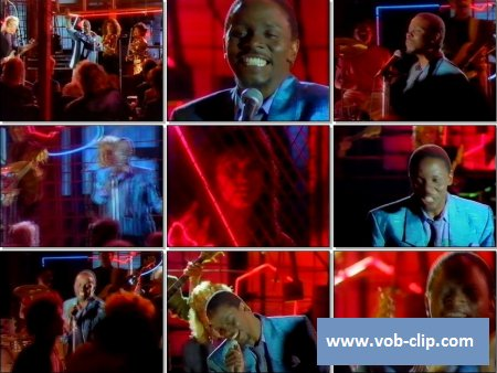 Philip Bailey - State Of The Heart (1986) (VOB)