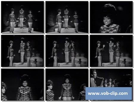 Supremes - Baby Love (Shindig!) (1964) (VOB)