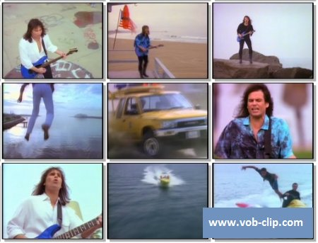Jimi Jamison - I'll Be Ready (Baywatch Theme) (1991) (VOB)
