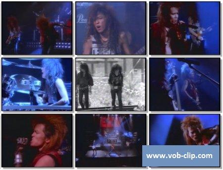 EZO - Million Miles Away (1989) (VOB)