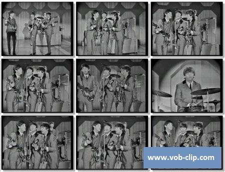 Beatles - This Boy (Ed Sullivan Show) (1964) (VOB)
