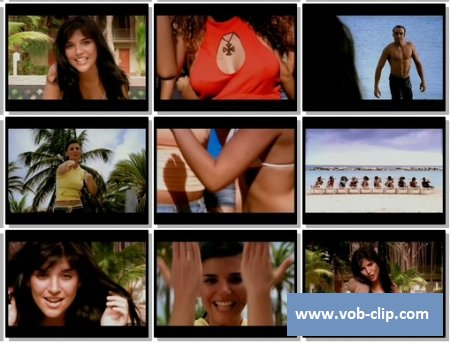 Paradisio ft. Maria Del Rio - Luz De La Luna (2003) (VOB)