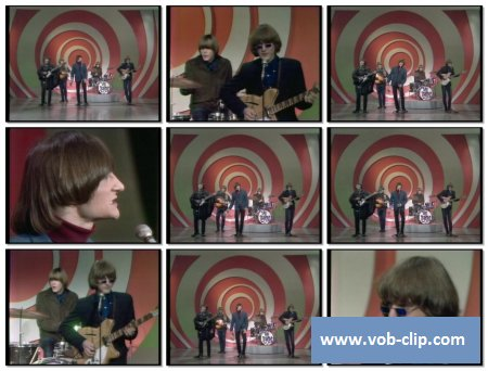 Byrds - Turn, Turn, Turn (From The Ed Sullivan Show Version) (1965) (VOB)
