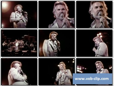 Kenny Rogers - Coward Of The County (1979) (VOB)