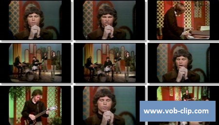 Doors - Break On Through (To the Other Side) [From Shebang, Aired Early] (1967) (VOB)