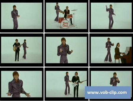 Bee Gees - Swan Song (1968) (VOB)