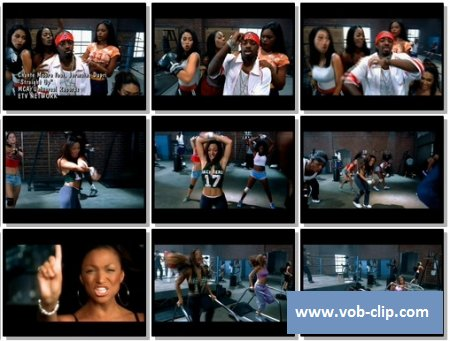 Chante Moore Feat. Jermaine Dupri - Straight Up (2000) (VOB)