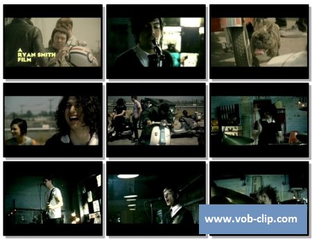 Lostprophets - Can't Catch Tomorrow (2006) (VOB)