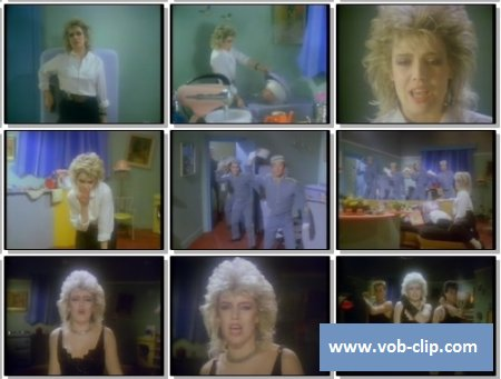 Kim Wilde - The Touch (1984) (VOB)