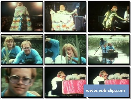 Elton John - Goodbye Yellow Brick Road (1973) (VOB)