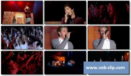 One Direction - More Than This (2011) (VOB)