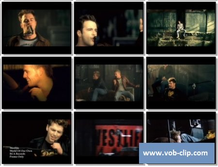 Westlife - World Of Our Own (US Version) (2001) (VOB)