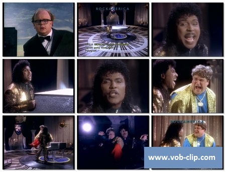 Little Richard With John Goodman - Good Golly Miss Molly (1991) (VOB)