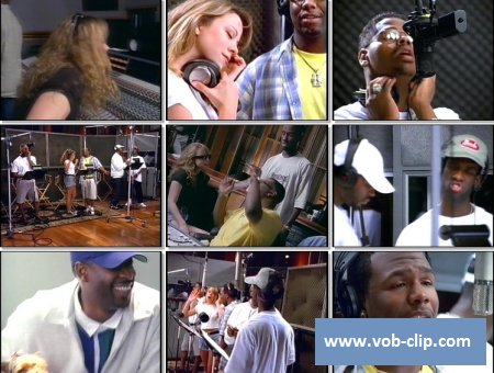 Mariah Carey & Boyz II Men - One Sweet Day (Videopool UK Version) (1995) (VOB)