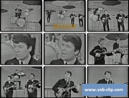 Searchers - Needles And Pins (From The Ed Sullivan Show) (1964) (VOB)
