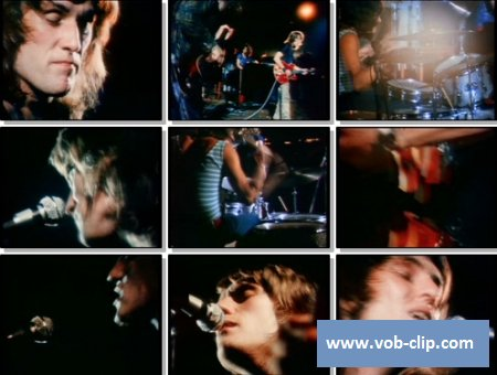 Ten Years After - I'm Going Home  (Live At The Woodstock Festival, U.S.A) (1969) (VOB)