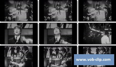 Beatles - Can't Buy Me Love (Around the Beatles, London, England, Live) (1964) (VOB)
