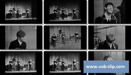 Beatles - From Me To You (Live at The Royal Variety Performance) (1963) (VOB)