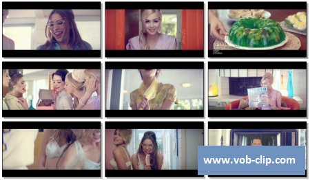 Tiesto Feat. Matthew Koma - Wasted (Extended Version) (DTVideos Version) (2014) (VOB)
