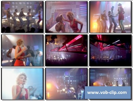 Kylie Minogue - The Loco-Motion (Top Of The Pops Version) (1988) (VOB)