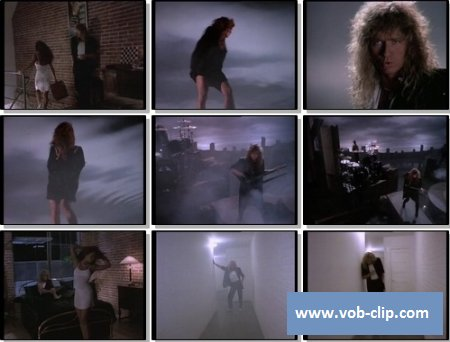 Whitesnake - Is This Love (1987) [Clean Version] (VOB)