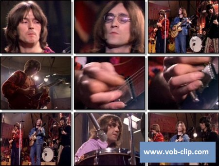 Dirty Mac - Yer Blues (Concert Show The Rolling Stones Rock and Roll Circus) (1968) (VOB)