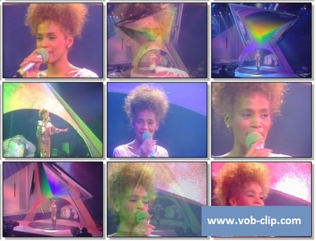 Whitney Houston - How Will I Know (Peter's Pop Show) (1986) (VOB)