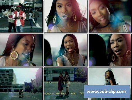 Brandy -  Right Here (Departed) (2008) (VOB)