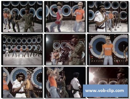 Village People - You Can't Stop The Music (1980) (VOB)