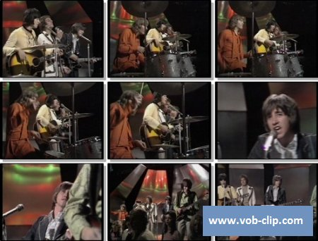 Hollies - Casoline Alley Bred (From Top Of The Pops) (1970) (VOB)