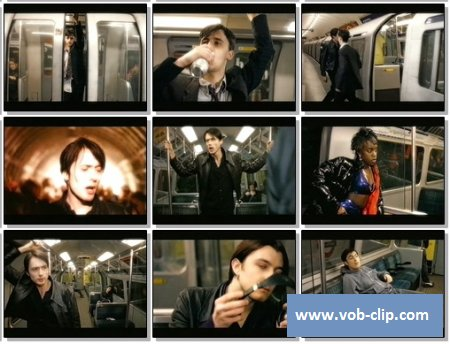 Suede - Saturday Night (Video Pool UK Version) (1997) (VOB)