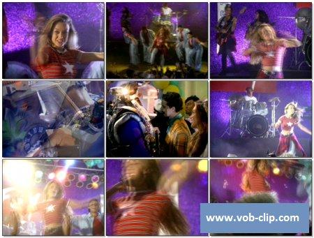 Fey - Me Enamoro De Ti (1995) (VOB)