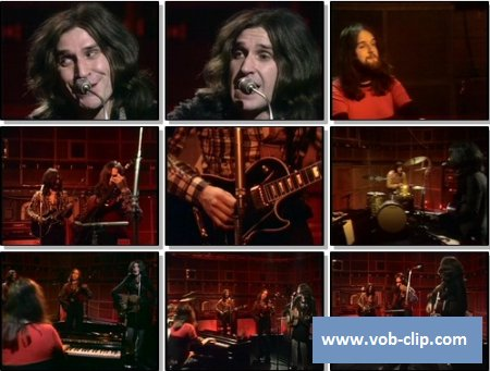 Kinks - Have A Cuppa Tea ( (From BBC TV Show The Old Grey Whistle Test) (1972) (VOB)
