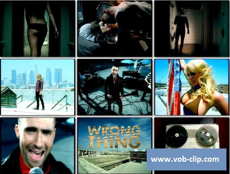 Maroon 5 - Wake Up Call (2007) (VOB)